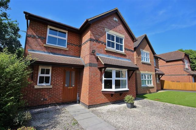 Thumbnail Detached house for sale in Hallett Close, Wantage