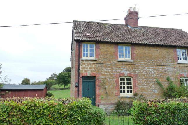 Thumbnail Semi-detached house to rent in Lower Farm Cottage, Shepton Montague, Wincanton, Somerset