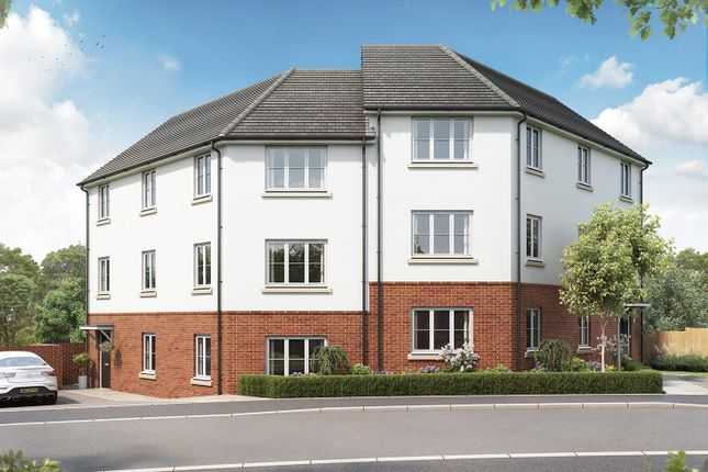 """1 bed flat for sale in """"The Longdown Apartments - First Floor"""" at Tithe Barn Lane, Exeter EX1"""