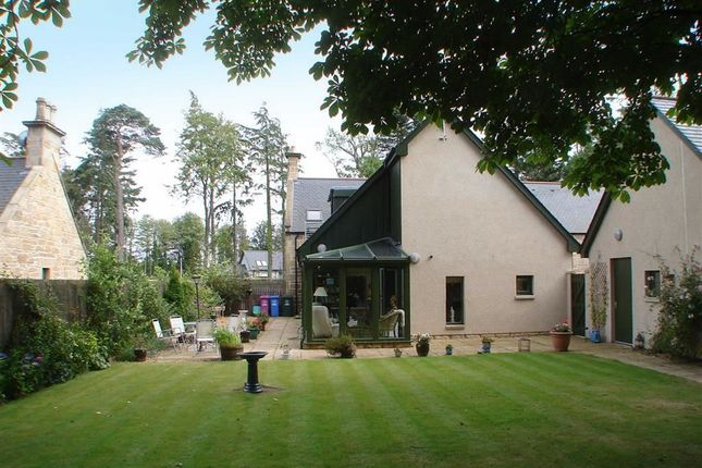 Thumbnail Link-detached house for sale in The Coach House, Elgin, Moray