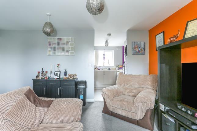 Lounge of Lamprey Court, Chelmsley Wood, Birmingham, . B37