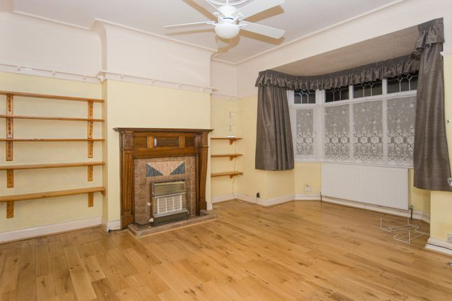 Thumbnail Terraced house to rent in Normanshire Drive, London