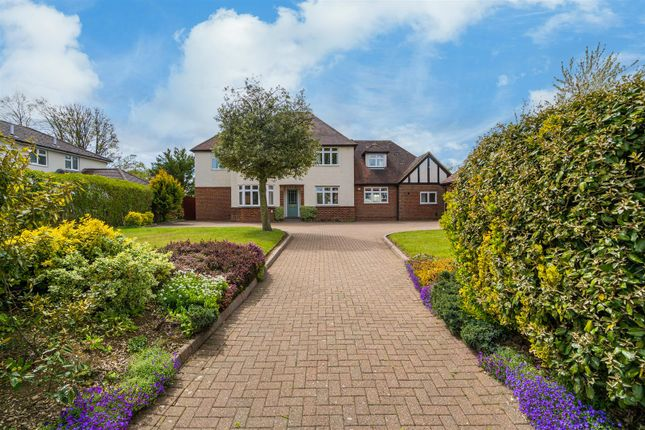 Thumbnail Detached house for sale in High Street, Stoke Goldington, Newport Pagnell