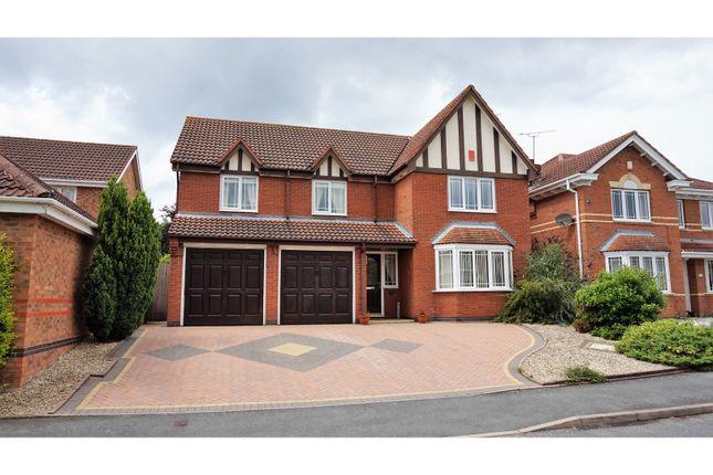 Thumbnail Detached house for sale in Cobden Avenue, Worcester