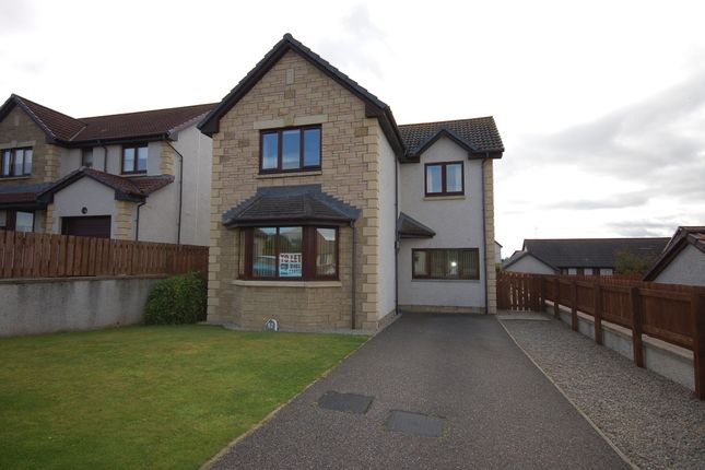 Thumbnail Detached house to rent in Cedarwood Drive, Inverness