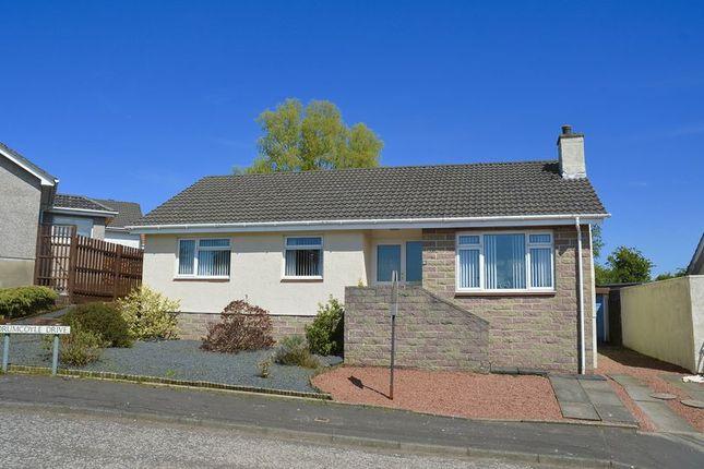 Thumbnail Detached bungalow for sale in Drumcoyle Drive, Coylton, Ayr