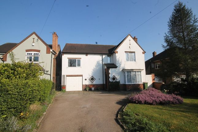 Thumbnail Detached house for sale in Leicester Road, Enderby, Leicester