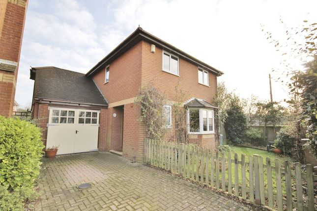 Thumbnail Detached house for sale in Old Swanwick Lane, Lower Swanwick, Southampton