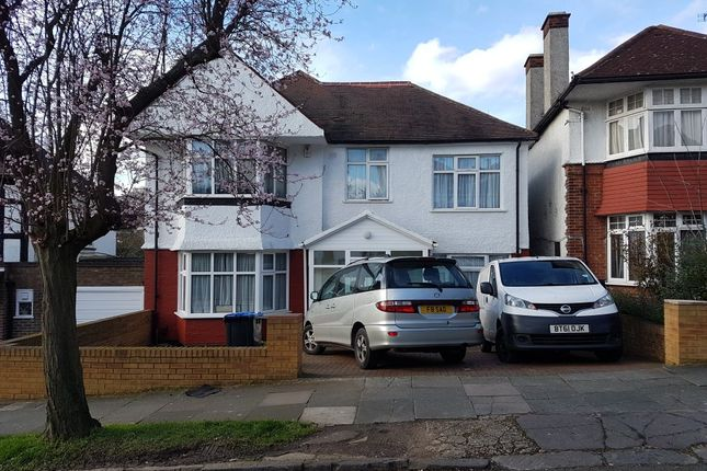 Thumbnail Terraced house for sale in Corringham Road, Wembley, Middlesex