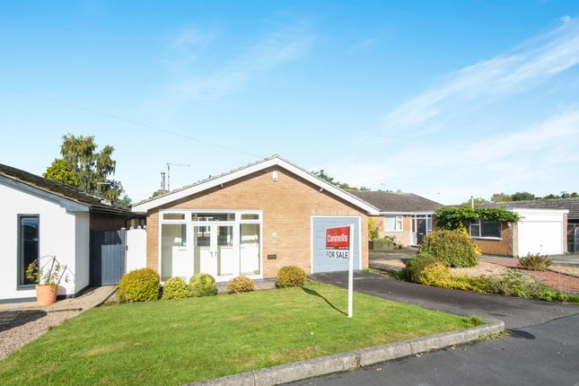 3 bed detached bungalow for sale in Barry Drive, Kirby Muxloe, Leicester