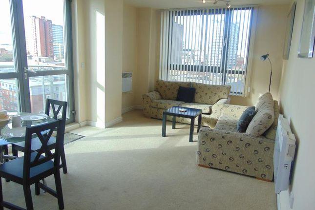 Thumbnail Flat to rent in Holliday Street, Birmingham