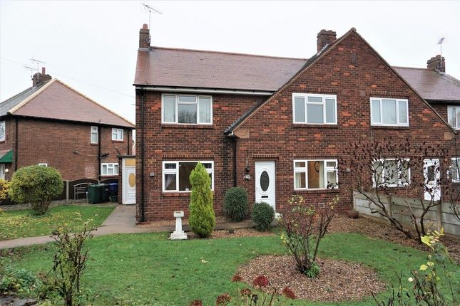 Thumbnail Semi-detached house for sale in Beaumont Avenue, Woodlands, Doncaster
