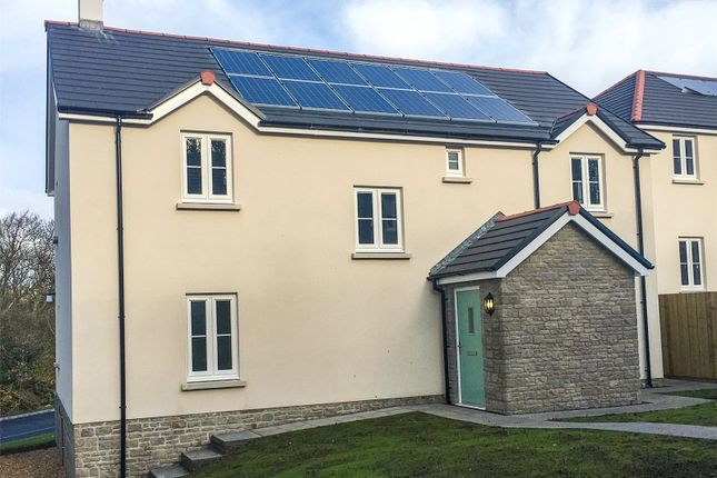 Thumbnail Detached house for sale in Burton (Plot 6), Green Meadows Park, Narberth Road, Tenby