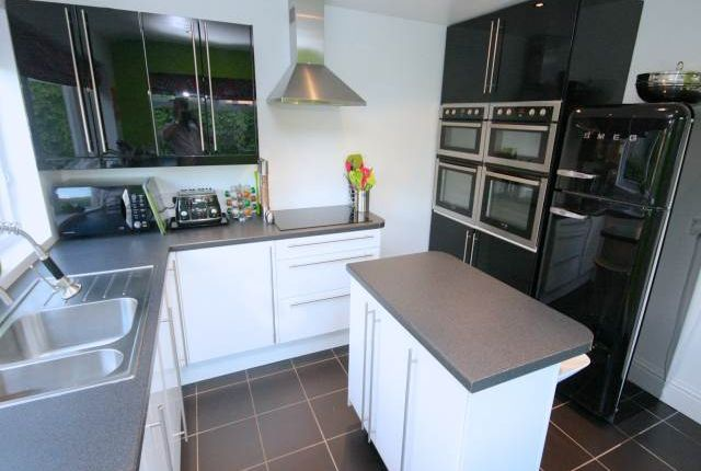Thumbnail Semi-detached house to rent in Oundle Road, Woodston, Peterborough