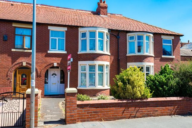 Thumbnail Terraced house for sale in Carlton Road, St Annes, Lytham St Annes, Lancashire