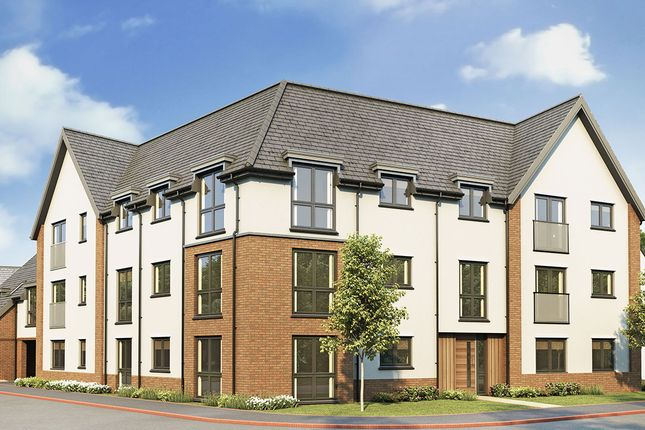 "Thumbnail Flat for sale in ""Apartment Type A"" at Begbrook Park, Frenchay, Bristol"