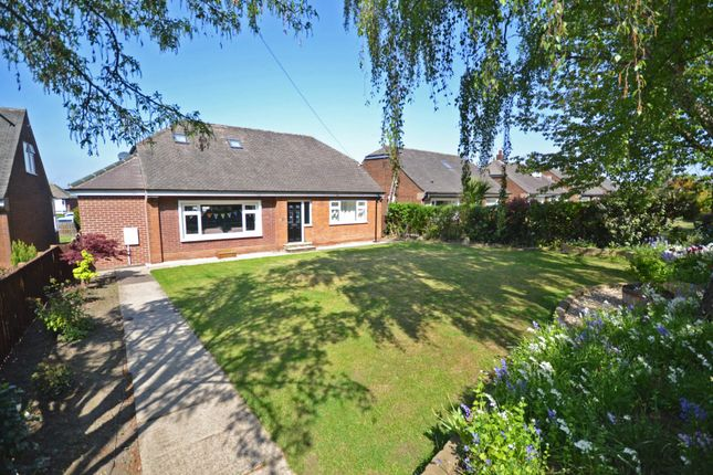 Thumbnail Detached bungalow for sale in Barnsley Road, Sandal, Wakefield