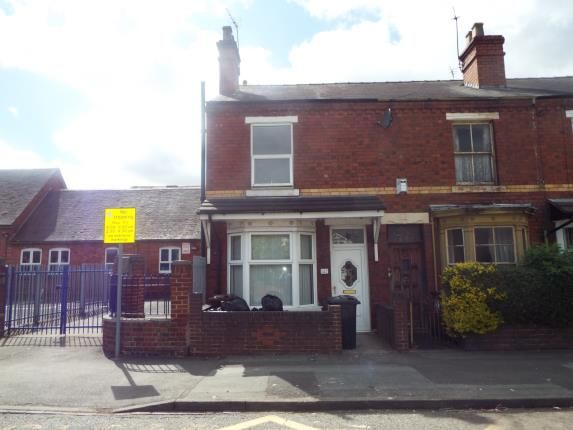 Thumbnail End terrace house for sale in Springfield Road, Park Village, Wolverhampton, West Midlands