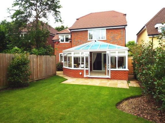 Thumbnail Detached house for sale in Bushymead, Waterlooville, Hampshire