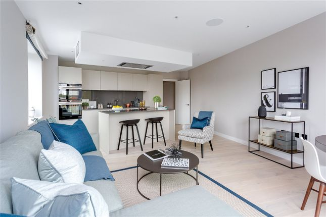 Thumbnail Flat for sale in St Augustine's Road, London