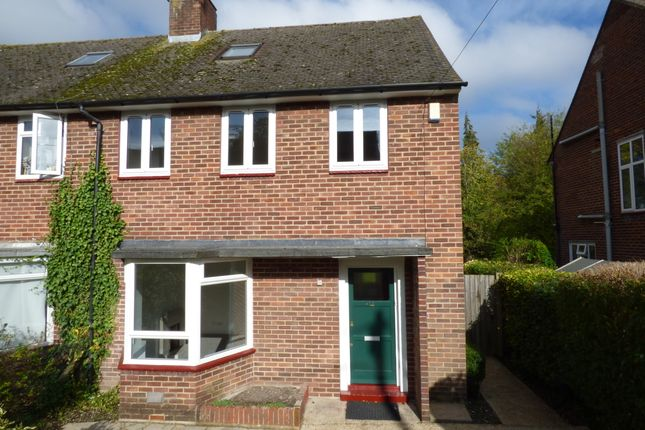 Thumbnail Semi-detached house to rent in West End Close, Winchester