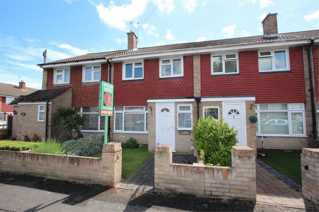 Thumbnail Terraced house for sale in Landon Way, Ashford, Surrey