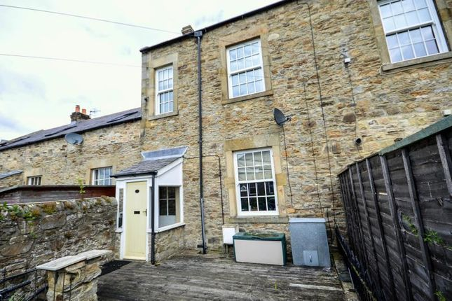 Thumbnail Terraced house for sale in Weardale House, Stanhope, County Durham, 2