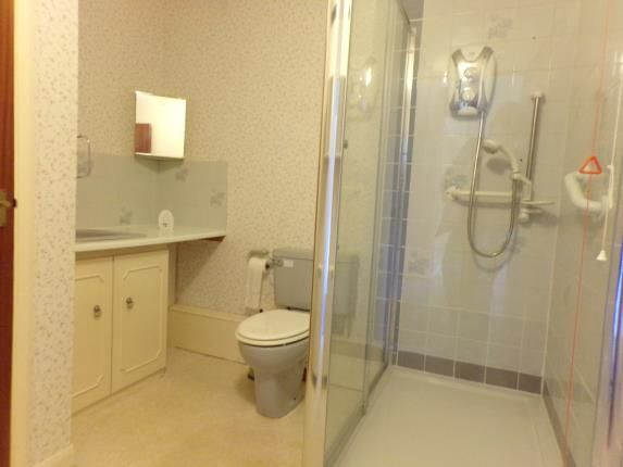 Shower Room of Oak Green, Markfield Court, Markfield, Leicestershire LE67