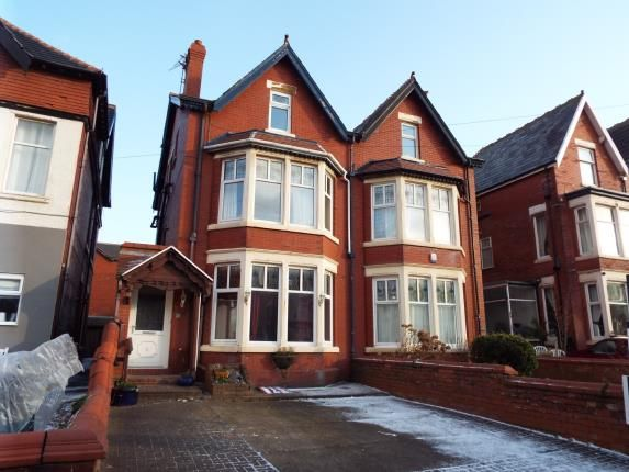 Thumbnail Semi-detached house for sale in Derbe Road, Lytham St. Annes, Lancashire