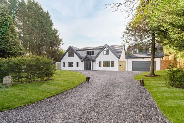 Thumbnail Detached house for sale in Vicarage Hill, Tanworth In Arden, Warwickshire