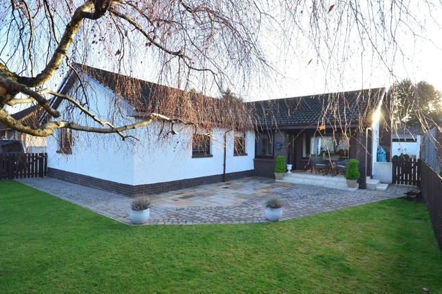 Thumbnail Bungalow for sale in Brightside Avenue, Uddingston, Glasgow