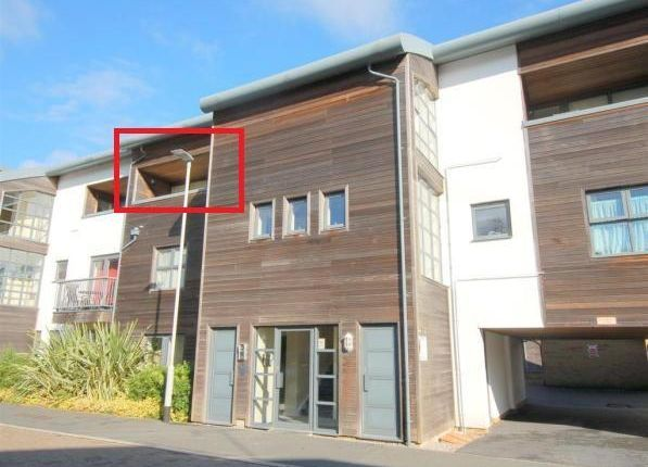 Thumbnail Flat to rent in Endeavour Court, Stoke, Plymouth