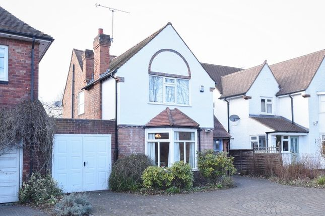 3 bed detached house for sale in Birmingham Road, Wylde Green, Sutton Coldfield.