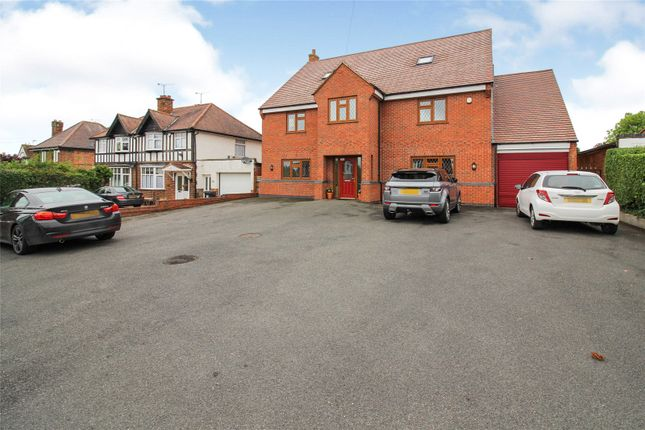 Thumbnail Detached house to rent in Scraptoft Lane, Leicester