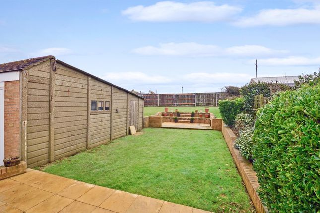 Thumbnail Semi-detached bungalow to rent in Fairlight Avenue, Telscombe Cliffs, Peacehaven
