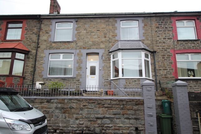 Thumbnail Terraced house for sale in Pentwyn Avenue, Penrhiwceiber, Mountain Ash