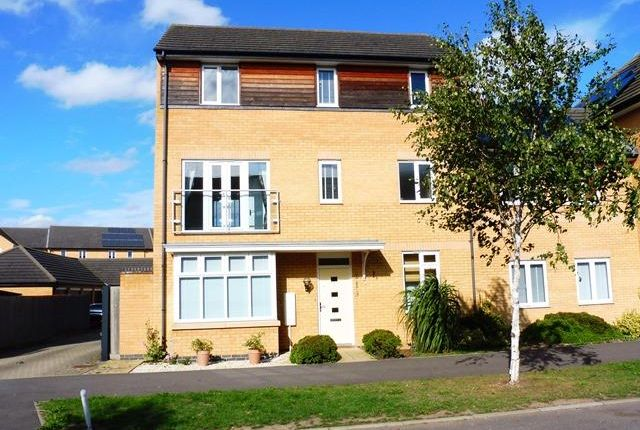 Thumbnail Property to rent in Four Chimneys Crescent, Hampton Vale, Peterborough