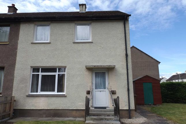 Thumbnail Semi-detached house to rent in Mill Road Terrace, Mill Road, Nairn