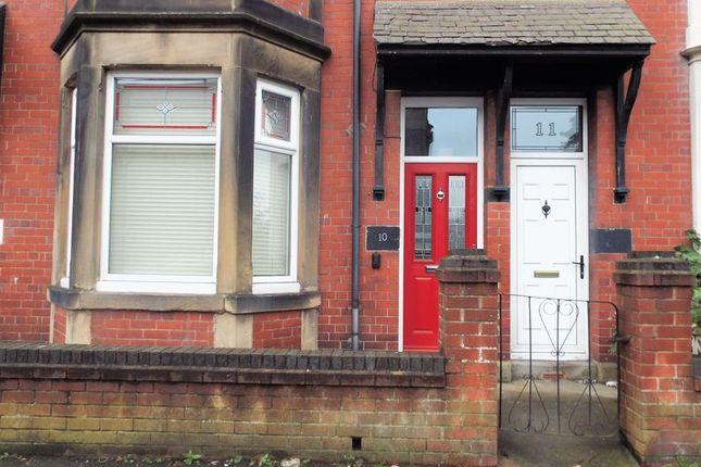External of St. Johns Terrace, Percy Main, North Shields NE29