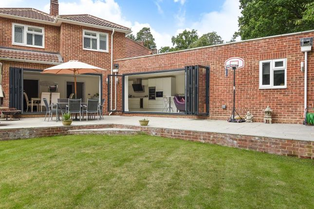 Thumbnail Semi-detached house for sale in Sunningdale, Berkshire