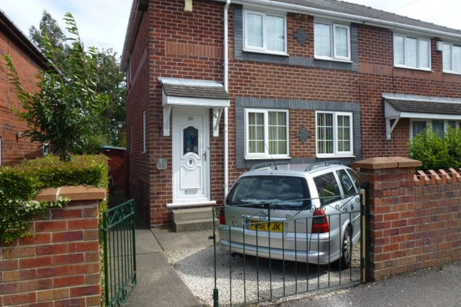 3 bed semi-detached house for sale in Gerald Road, Barnsley, South Yorkshire