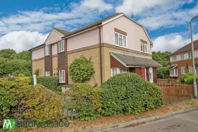 Thumbnail Terraced house for sale in Mortimer Gate, Thomas Rochford Way, Cheshunt, Waltham Cross