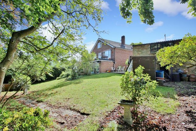 Thumbnail Detached house for sale in Hill Crescent, Bexley