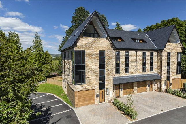 Thumbnail End terrace house for sale in Craiglands Gardens, Ilkley, West Yorkshire