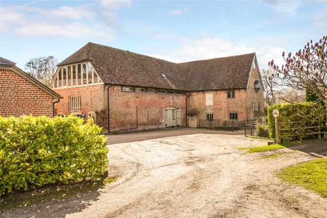 Thumbnail Terraced house for sale in Hockley Mill, Church Lane, Twyford, Winchester