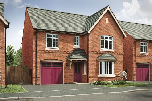 """4 bed detached house for sale in """"The Farnhill B 4th Edition"""" at Mapperley Plains, Mapperley, Nottingham NG3"""
