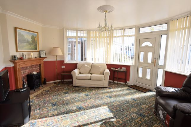 Lounge of South Close, Pevensey Bay BN24