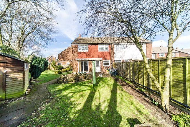 Thumbnail Semi-detached house for sale in Franks Court, Rainham Mark, Kent