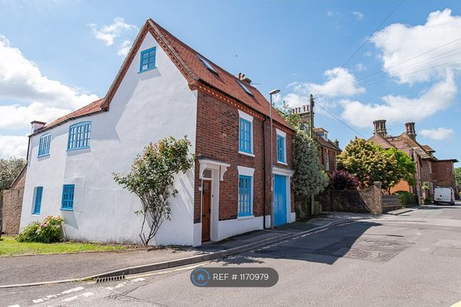 Thumbnail Detached house to rent in The Close, Blandford Forum