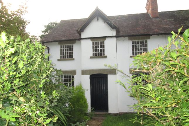 Thumbnail Semi-detached house for sale in 94, School House Cottage, Peterstow, Ross-On-Wye